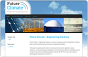 Future Climate Homepage